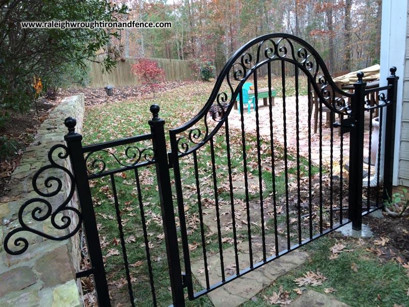 Iron Gate Fabricator Raleigh NC