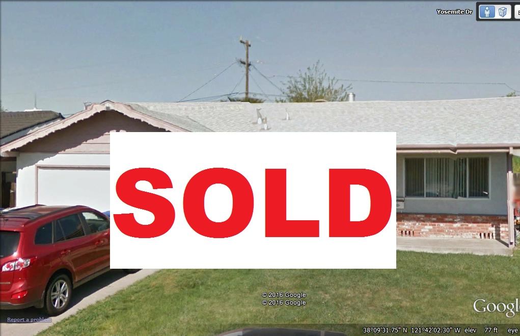 Sold by Ralene Nelson, Rio Vista Realtor, 130 Yosemite Dr, Rio Vista, CA