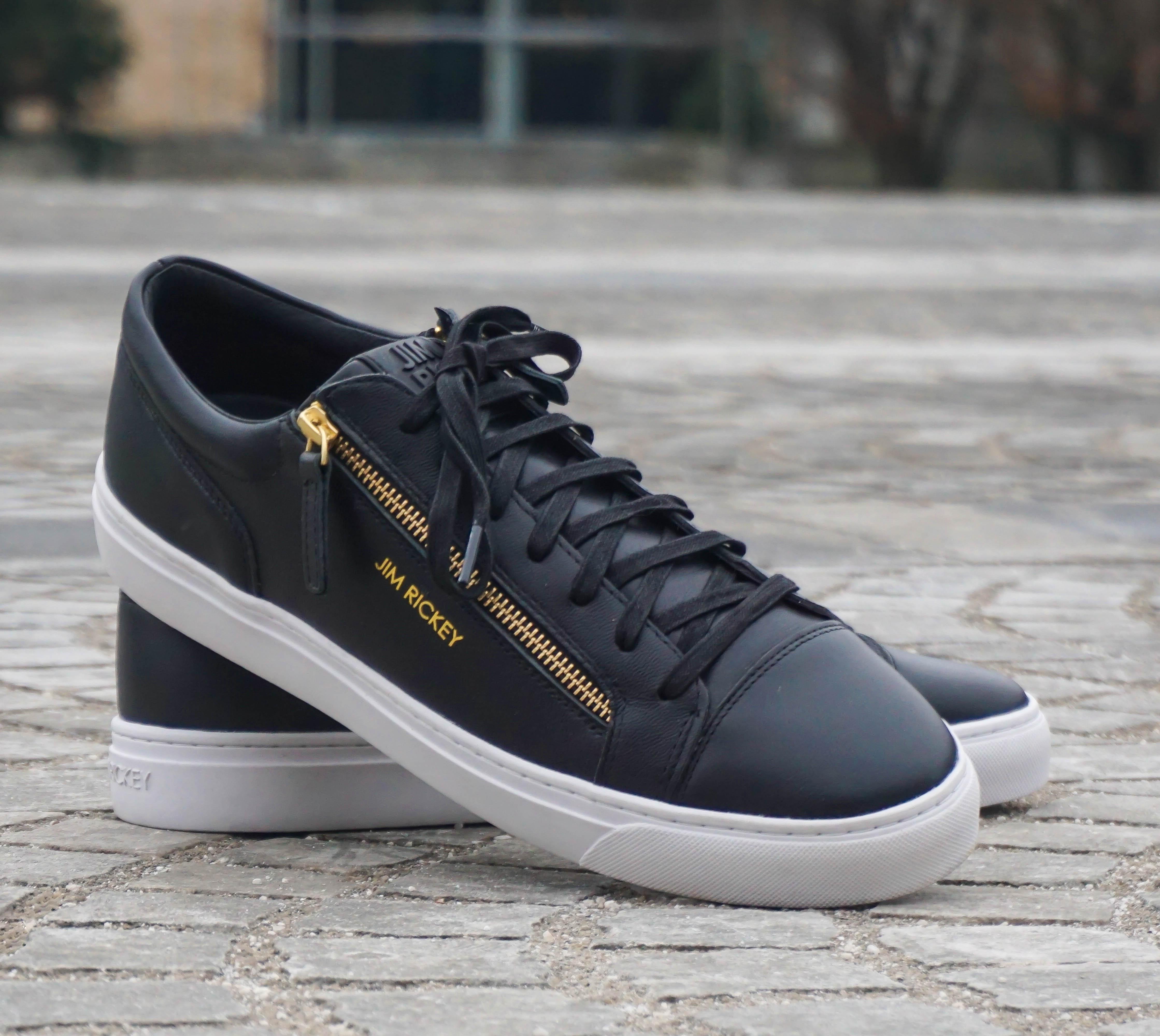 jim rickey sneakers