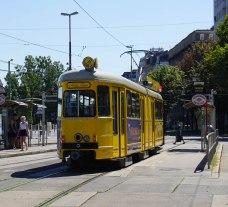 Tramway, Vienna