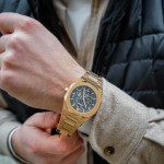 D1 Milano Skeleton Watch