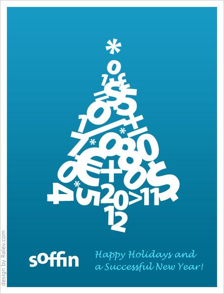 Christmas Cards Design 2011 Brand Design