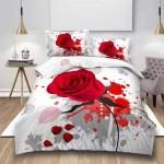 Red rose v 8