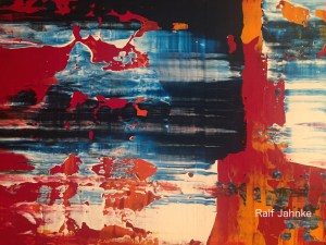 © Ralf Jahnke-Wachholz, contemporary abstract art painting, acrylic on canvas, www.ralfjahnke com