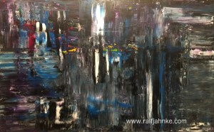 abstract expressionism - contemporary abstract art painting by © Ralf Jahnke-Wachholz, Gallery abstract art, www.ralfjahnke.com, modern, fine art, new art, saatchiart