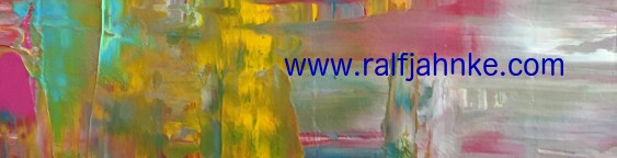 contemporary abstract art painting, Ralf Jahnke-Wachhholz, www.ralfjahnke.com