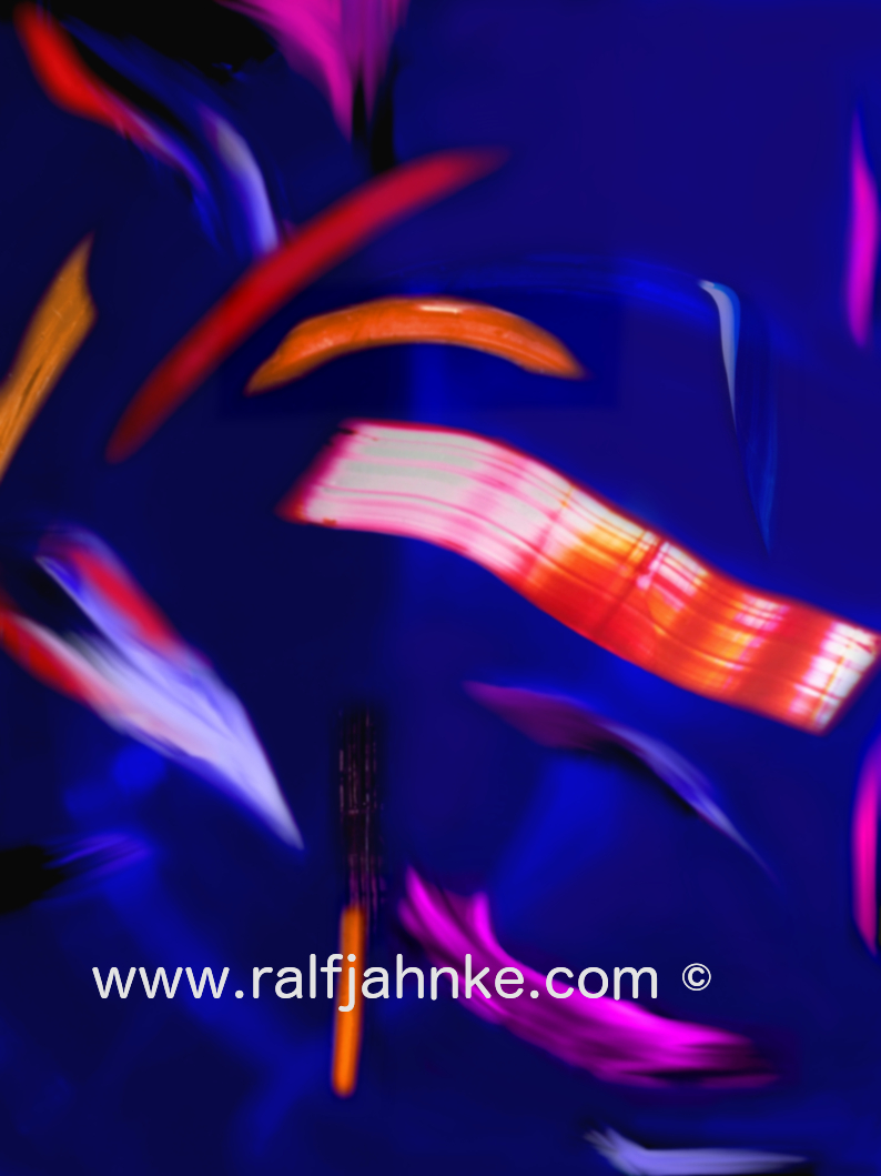 abstract art paintings and digital abstract art prints (Limited Edition Prints) by © Ralf Jahnke-Wachholz (Contemporary Abstract Artist), abstract expressionism, color field, modern, fine art, new art