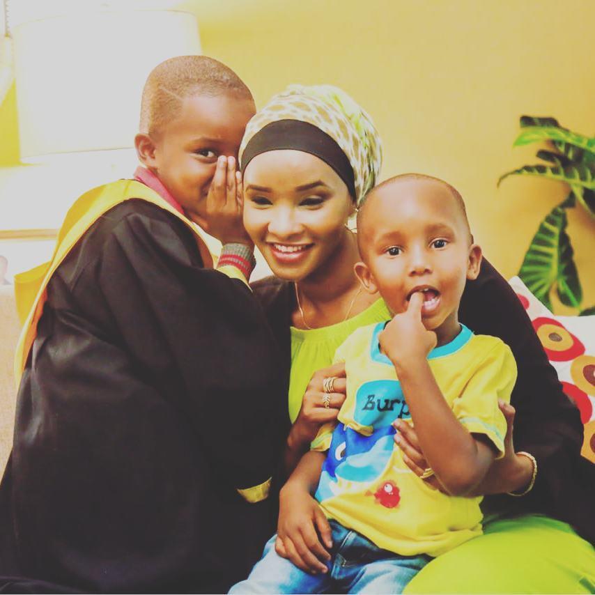 Lulu Hassan Children
