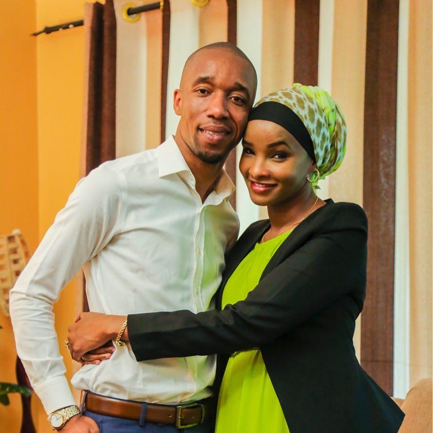 Lulu Hassan Husband
