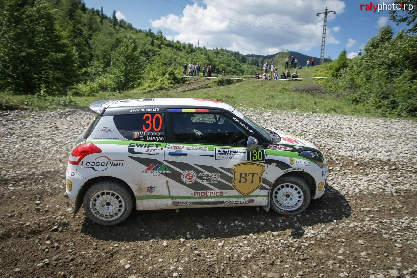 photo by: Balázs Attila - RallyPhoto Romania