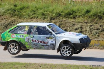 Johnny Bloom's Grand prix. Latvian Rallycross-061