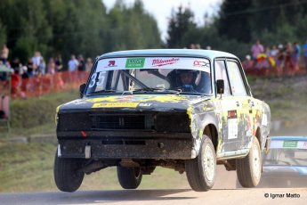 Johnny Bloom's Grand prix. Latvian Rallycross-138