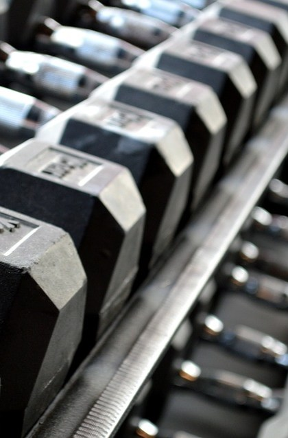 Weight Lifting Isn't Just A Sport article preview image