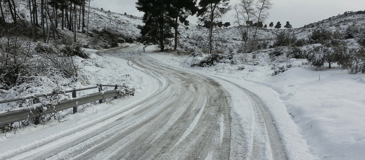 Ralli Ltd: I have slipped on ice – can I claim? Banner