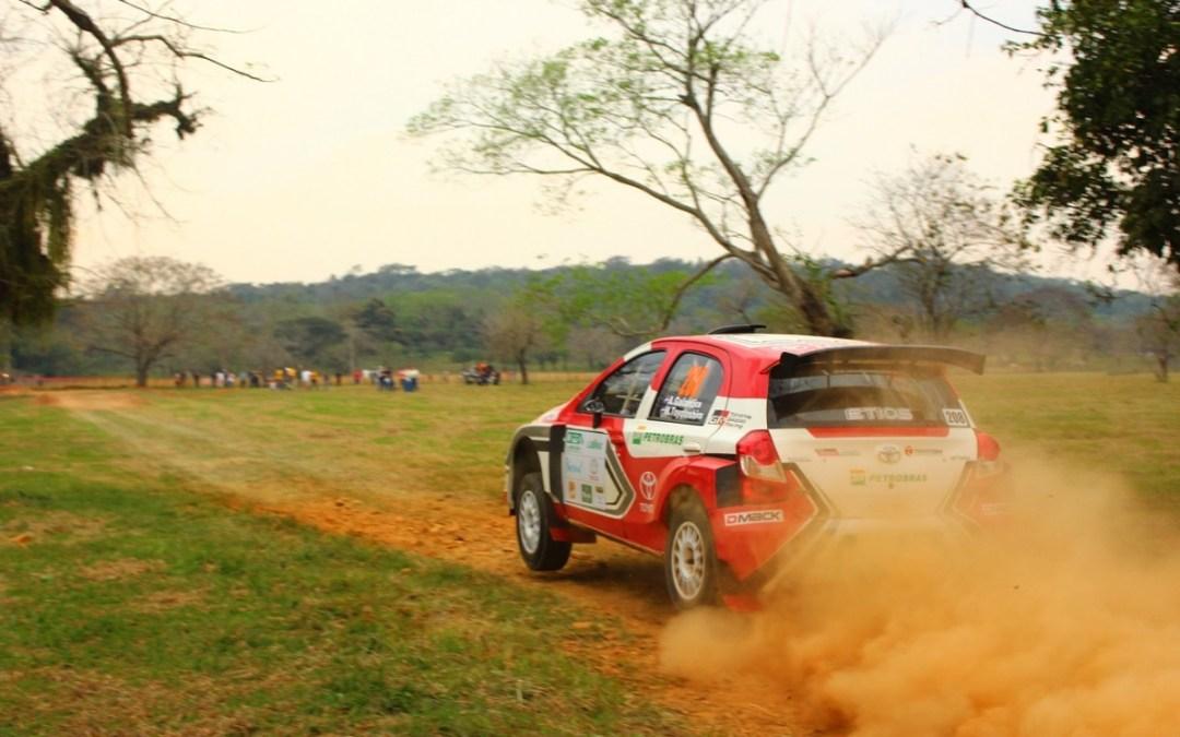 Petrobras Rally de Carapeguá: las últimas especiales del año