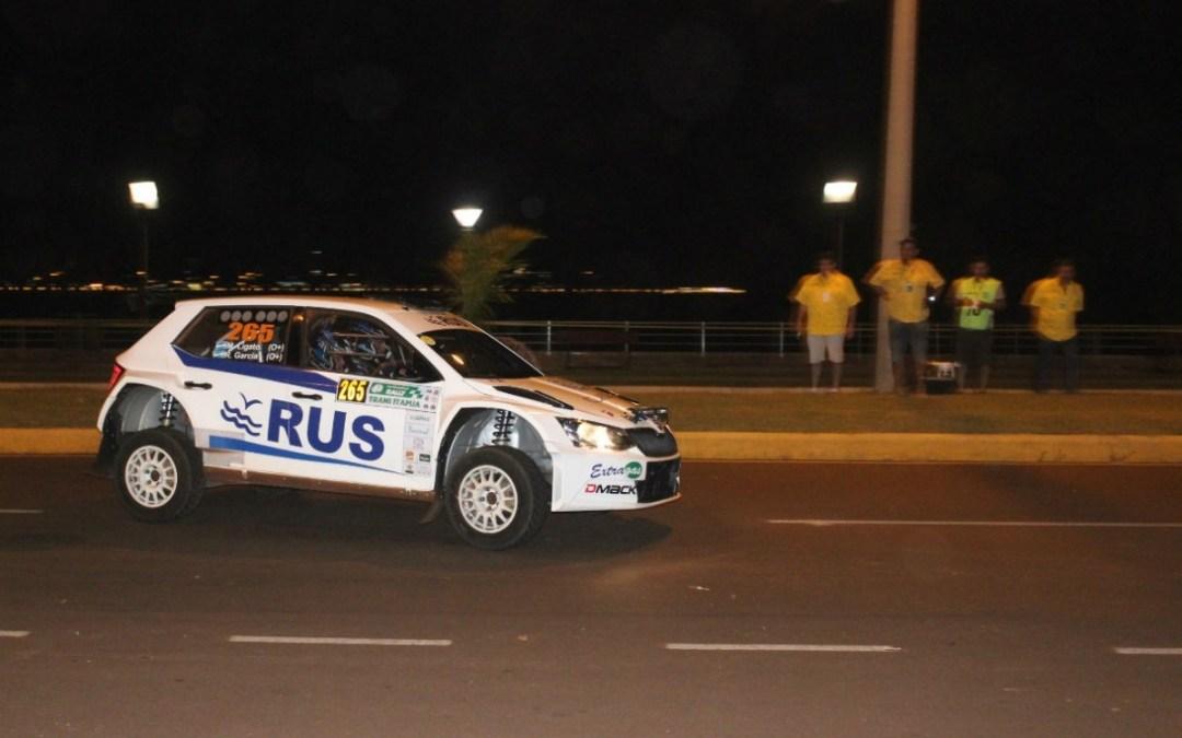 Petrobras Rally Trans Itapúa 2018: los primeros datos sobre la competencia