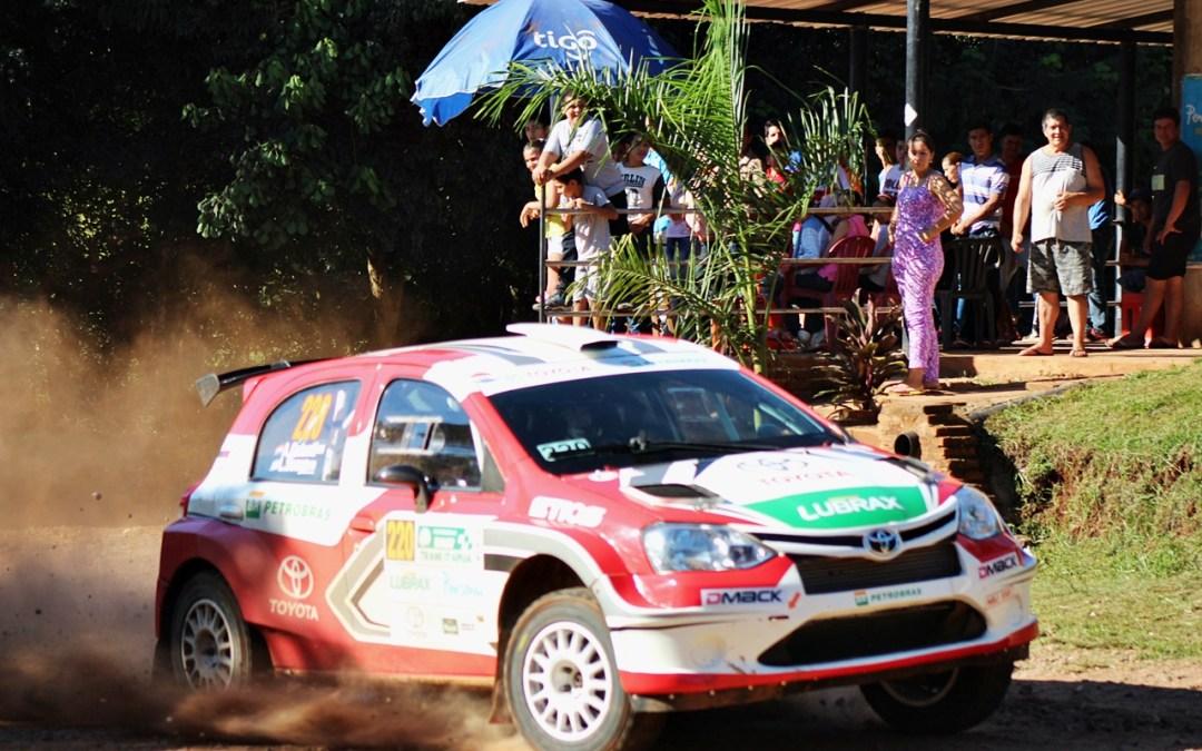 El Rally de Santaní la próxima cita del rally nacional