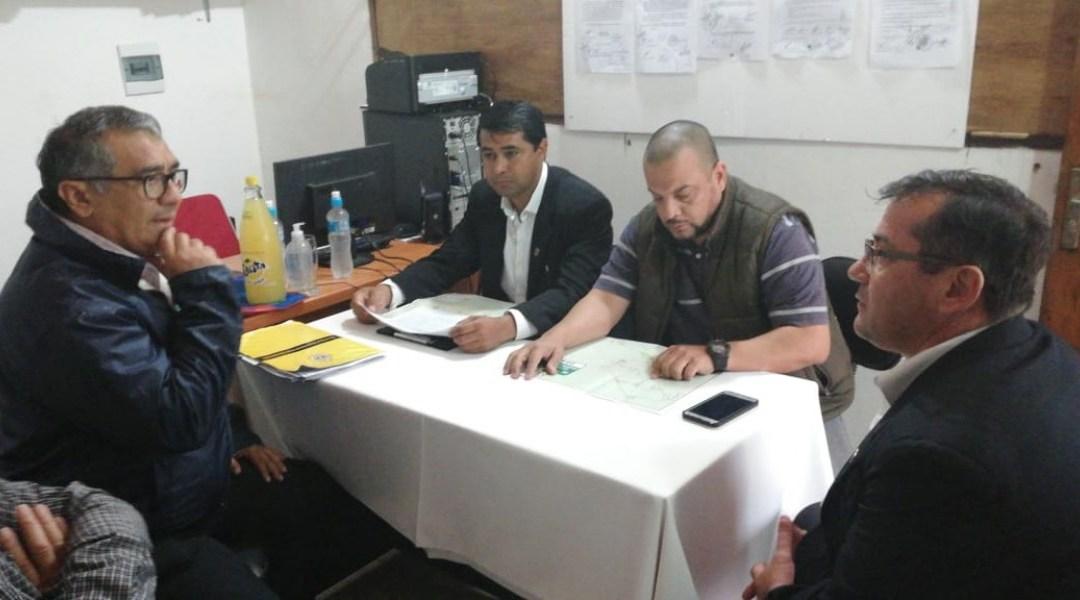 XLV Petrobras Transchaco Rally: Reunión de coordinación entre autoridades y el TACPy
