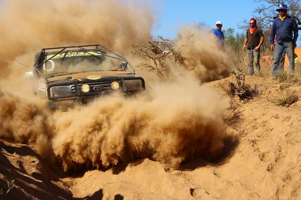 XLV Petrobras Transchaco Rally: 78, el número final de la edición 45
