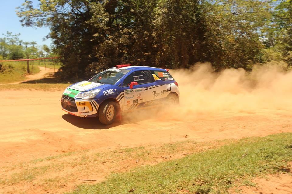Carapeguá baja el telón de la temporada 2018 del Petrobras Nacional de Rally