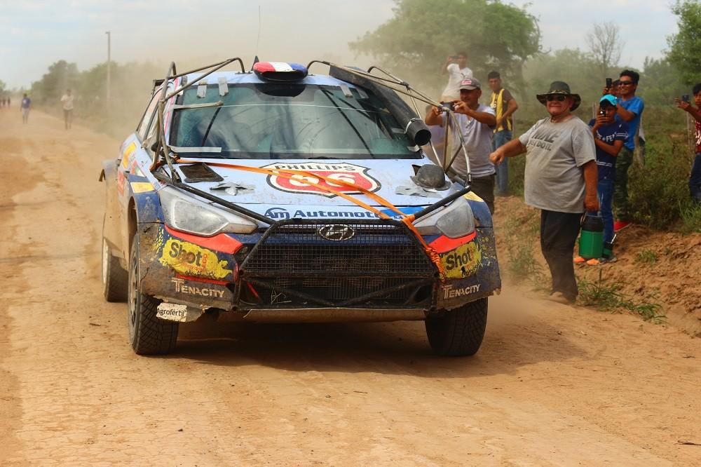 Diego Domínguez y Héctor Nunes se perpetúan en el cuadro de honor al culminar el XLV Petrobras Transchaco Rally