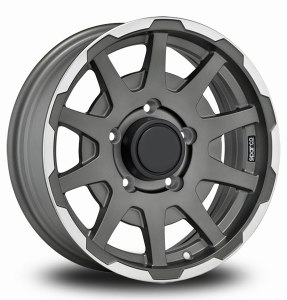 Sparco Dakar Graphite Polished