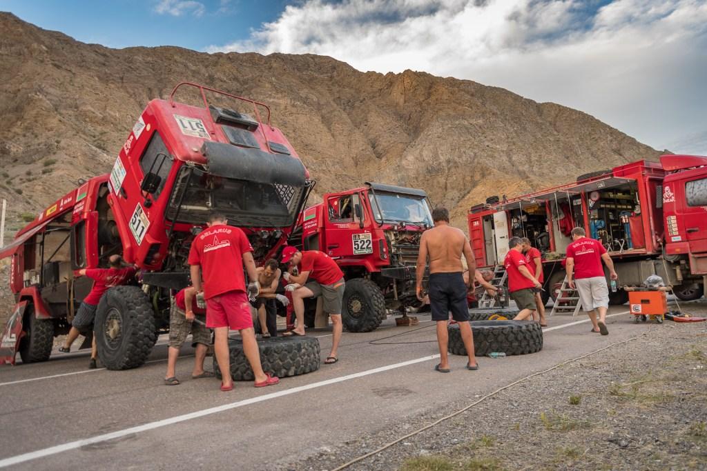 Dakar 2017. Десятый этап