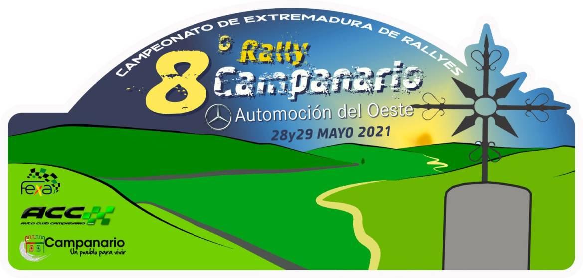 Toda la información del VIII Rallye de Campanario