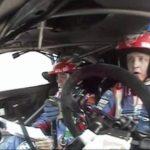 #WRC rally GB Mikko Stop