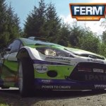 Dennis Kuipers ( @DennisKuipers1 ) Test for #WRC @WRCGermany 2014