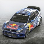 New Livery for VW Polo WRC 2015