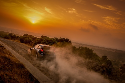 WRC Rally Italy 2015 Day3