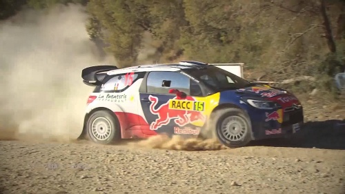 After the gravel, time for tarmac – WRC Rally SPAIN 2015