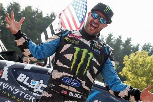 KEN BLOCK CONFIRMS FULL WORLDRX CAMPAIGN IN 2016