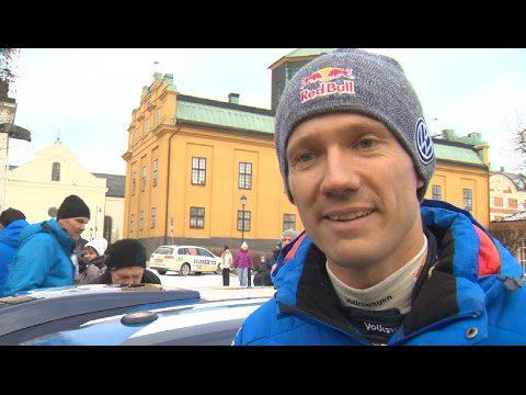 WRC Rally Sweden 2016 Ogier Interview