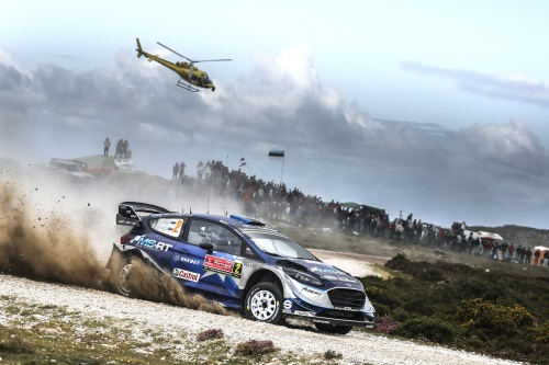 wrc Rally Portugal 2017 After Day1
