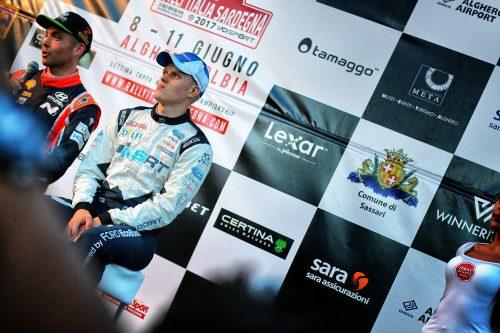 WRC RALLY ITALIA SARDEGNA 2017 DAY2
