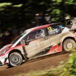 WRC Rally Finland 2017 Final