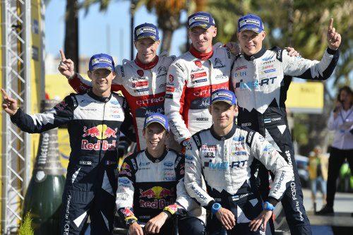WRC RALLY DE ESPAÑA 2017 Final