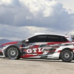 Competitive debut in Spain 2018  – Volkswagen Polo GTI R5