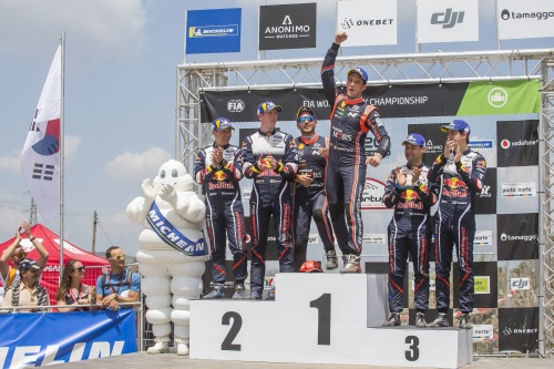 WRC RALLY PORTUGAL 2018 FINAL