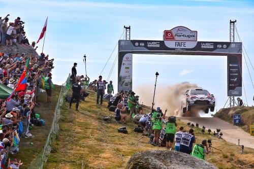WRC RALLY DE PORTUGAL 2019 FINAL