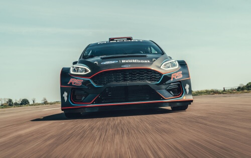 THE ALL-NEW FORD FIESTA R5