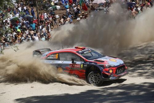 WRC RALLY DE PORTUGAL 2019 DAY2