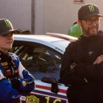Solbergs say hello and goodbye on Wales Rally GB