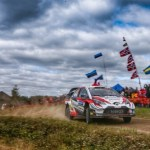 WRC RALLY FINLAND 2019 DAY2