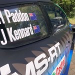 PADDON RETURNS TWO EVENTS