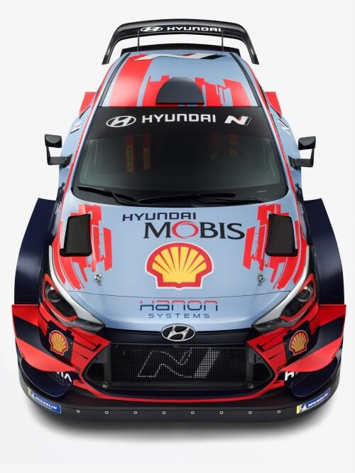 Hyundai Motorsport has outlined its intentions to compete for the WRC2020