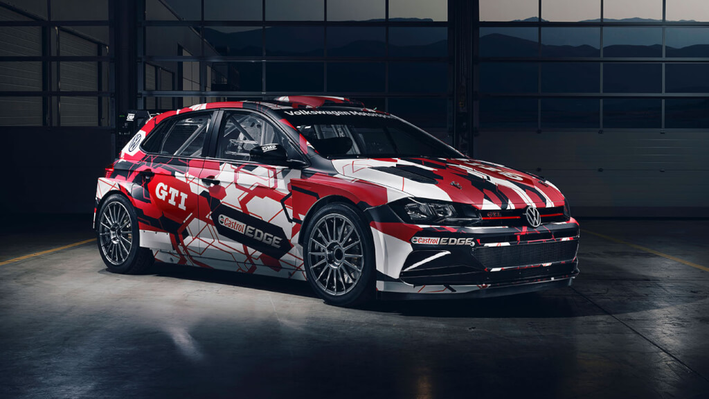 Customer feedback makes the Polo GTI R5 even better