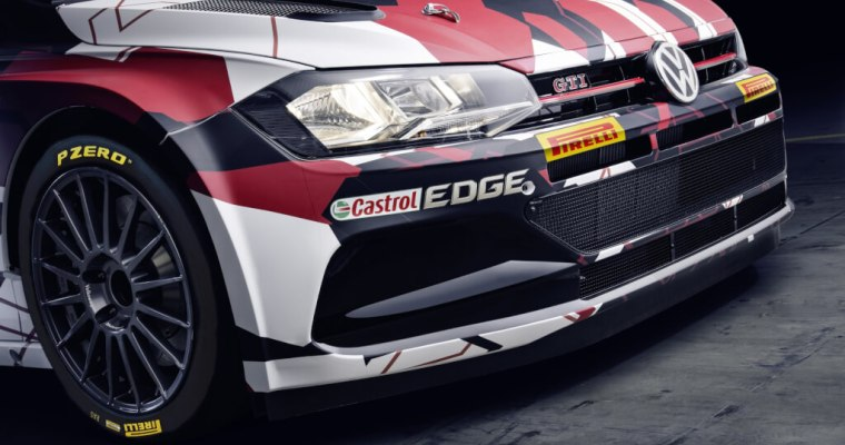 the Volkswagen Polo GTI R5 will be delivered exclusively with Pirelli tyres.
